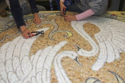 izgotovlenie mozaichnih izdeliy